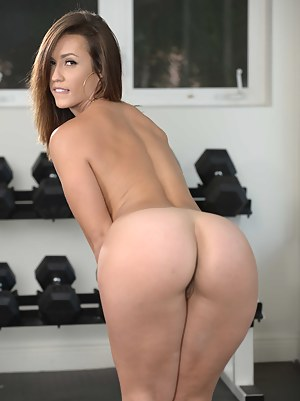 Free Big Ass Gym Porn Pictures